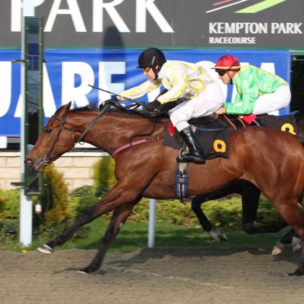 Yanza win at Kempton Park