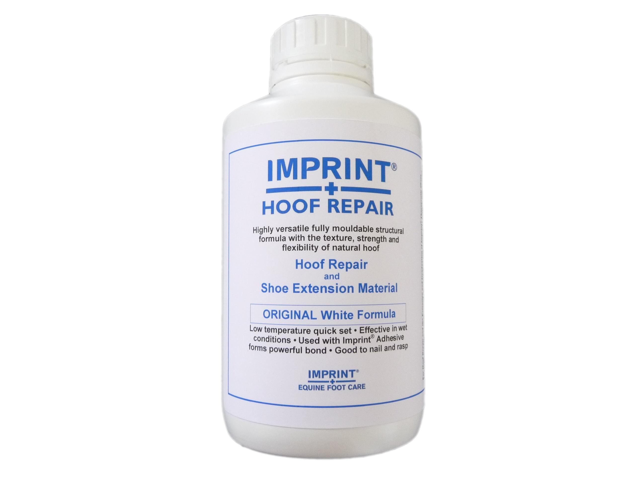 Imprimt Hoof Repair (white)